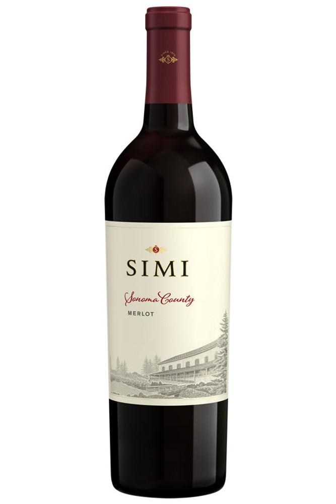 SIMI Sonoma County Merlot