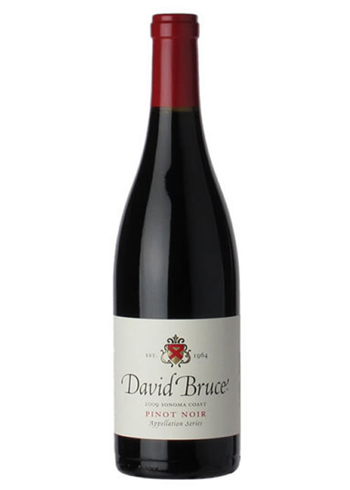 David Bruce Sonoma County Pinot Noir