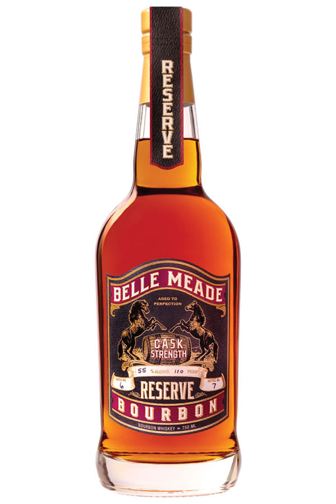 Belle Meade Cask Strength Reserve Bourbon