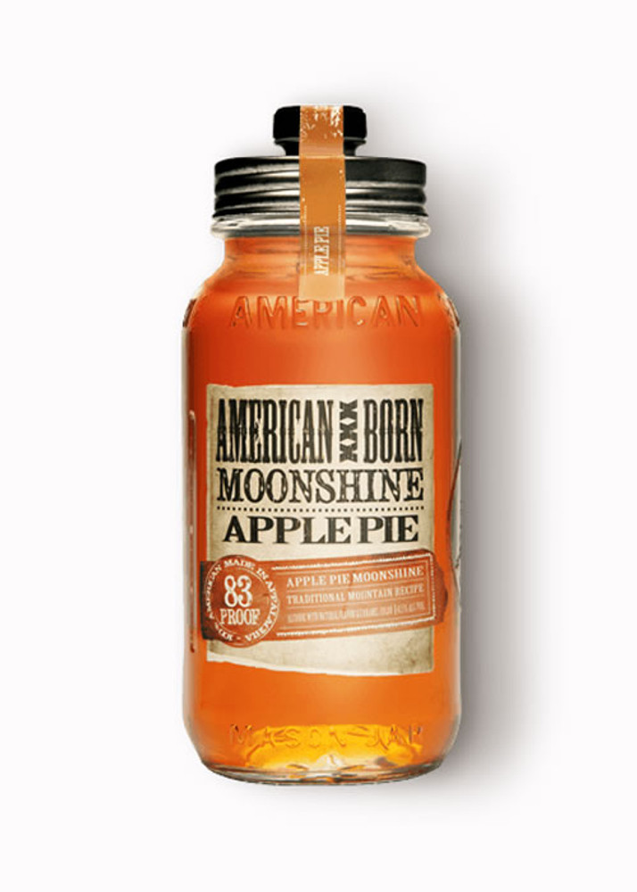 American Born Apple Pie Moonshine