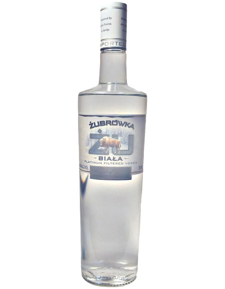 Zubrowka ZU Biala Vodka 750ML