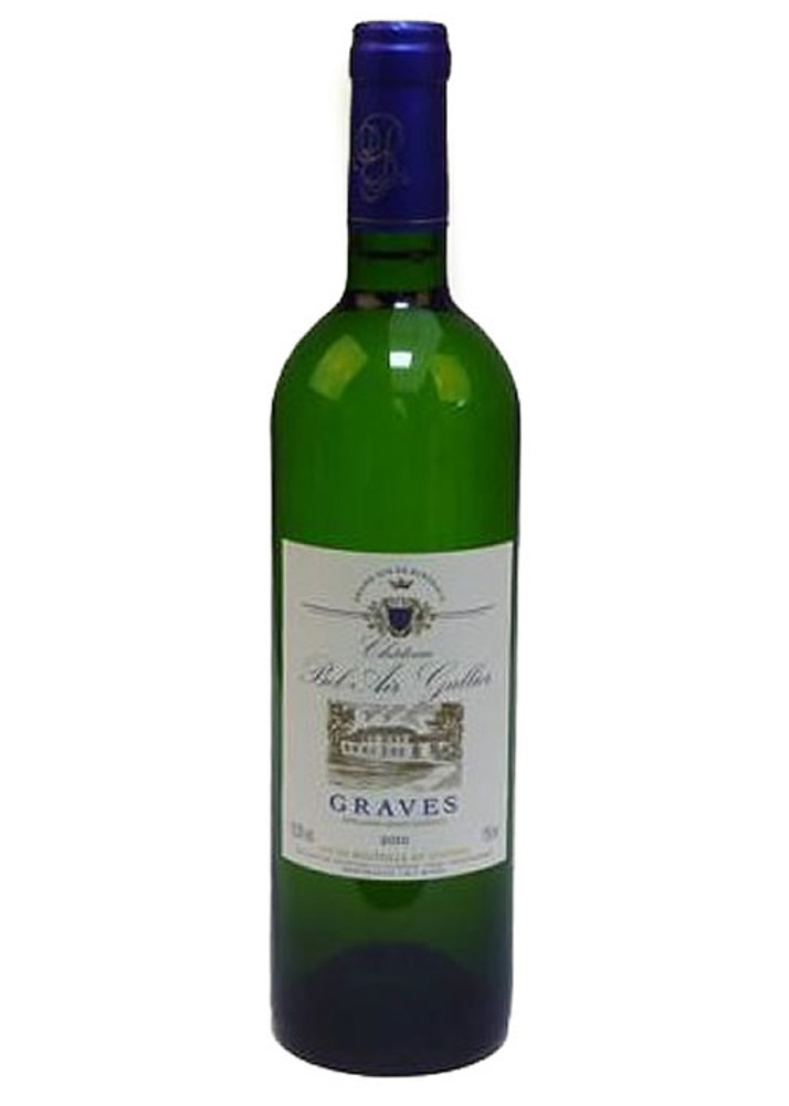 Chateau Bel Air Gallier Graves Blanc