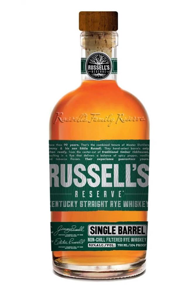 Russells Reserve Rye Single Barrel