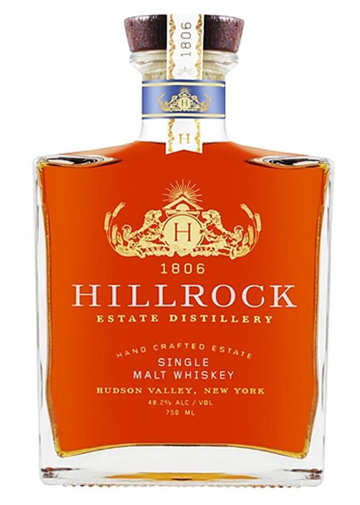 Hillrock Single Malt Whiskey