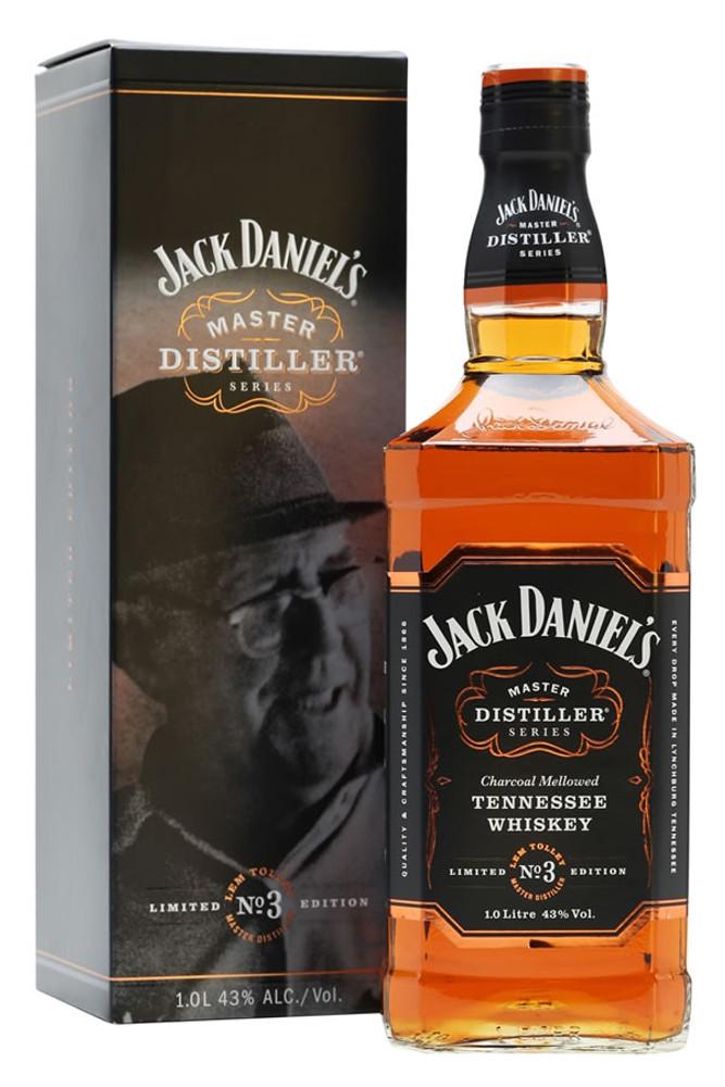 Jack Daniels Master Distillers Series No. 3
