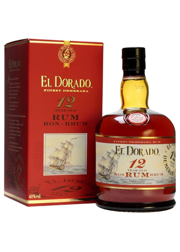 El Dorado Superior 12 Year