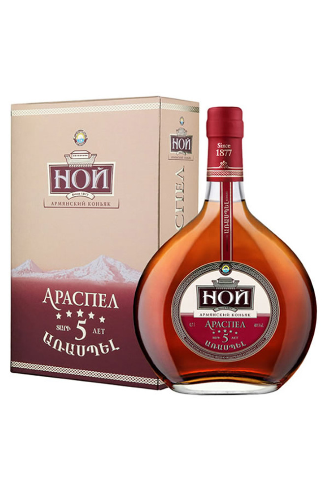 Noy Araspel 5 Year Brandy