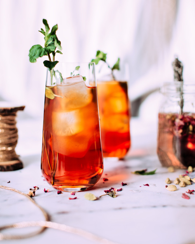Not Your Grandpa's Iced Tea: 5 of Our Favorite Tea Cocktails