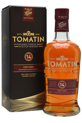 Tomatin 14 Year Port Cask Finish Highland Single Malt Scotch Whisky