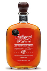 Jeffersons Reserve Old Rum Cask Finish
