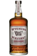 Wyoming Double Cask Bourbon