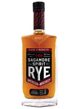 Sagamore Spirit Cask Strength Straight Rye