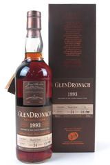 Glendronach Single Cask 1993 24 Year