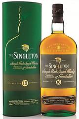 Singleton of Glendullan 18 Year