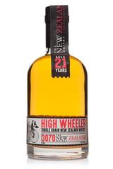 New Zealand Whisky Company High Wheeler 21 Year Single Grain