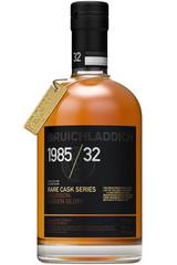 Bruichladdich 1985 32 Year Rare Cask Series