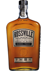 Rossville Union Master Crafted Barrel Proof Rye