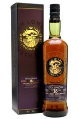 Loch Lomond 18 Year Scotch