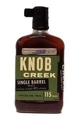 Knob Creek Rye Single Barrel