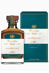 Canadian Club Chronicles 41 Year