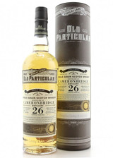 Old Particular Cameronbridge 26 Year Single Grain Scotch