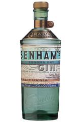 Graton Distilling George Benham's Sonoma Dry Gin