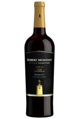 Robert Mondavi Private Selection Rum Barrel Merlot