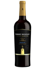 Robert Mondavi Private Selection Rum Barrel Merlot