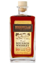 Woodinville Whiskey Straight Bourbon