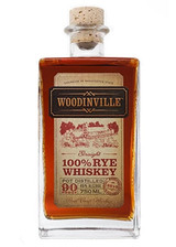 Woodinville Whiskey Straight Rye