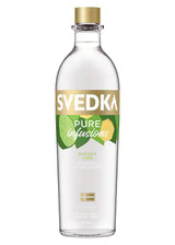 Svedka Pure Infusions Ginger Lime