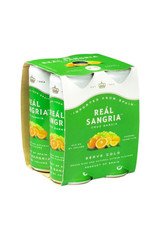 Real Sangria White 4PK Cans