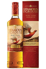 Famous Grouse Ruby Cask Scotch
