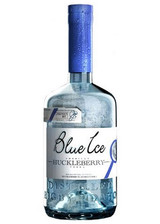 Blue Ice Huckleberry Vodka