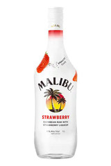 Malibu Strawberry Flavored Rum