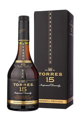Torres Reserva Privada Brandy 15 Year
