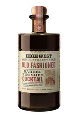 High West Barrel Finished Old Fashioned