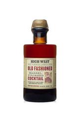 High West Barrel Finished Old Fashioned