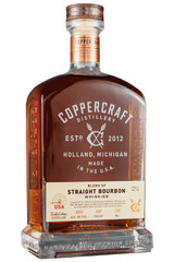 Coppercraft Distillery Blend of Straight Bourbon