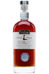 Goslings Papa Seal Single Barrel Rum