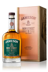 Jameson Irish Bow Street 18 Year Cask Strength Irish Whiskey