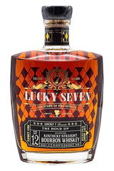 Lucky Seven The Hold Up 12 Year Bourbon