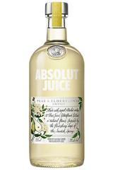 Absolut Juice Pear & Elderflower