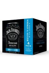 Jack Daniels Whiskey & Seltzer