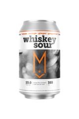 Maplewood Whiskey Sour