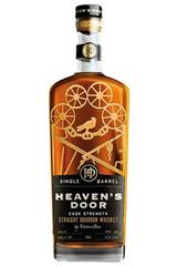 Heavens Door Single Barrel Cask Strength Bourbon