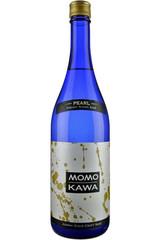 Momokawa Pearl Junmai Gingo Nigori Sake