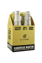 Vitani Elderpear Martini