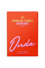 Onda Sparkling Tequila Grapefruit Seltzer