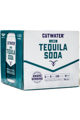 Cutwater Tequila Lime Soda